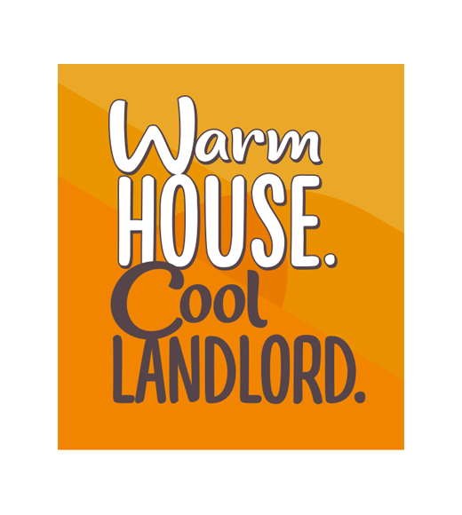 Warm house Cool landlord